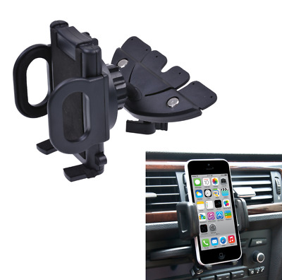 New Car Mount Holder CD Slot For iPhone 6 Plus Galaxy S5 Note 4/3 GPS Holders