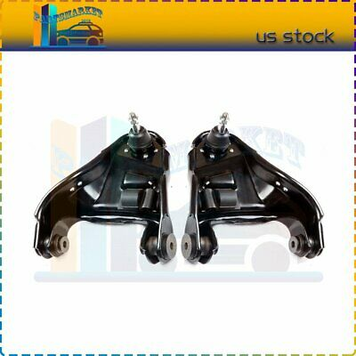 Set of 2 Front Upper Control Arm w/ Ball Joint Fits GMC S15 Jimmy Sonoma 4WD
