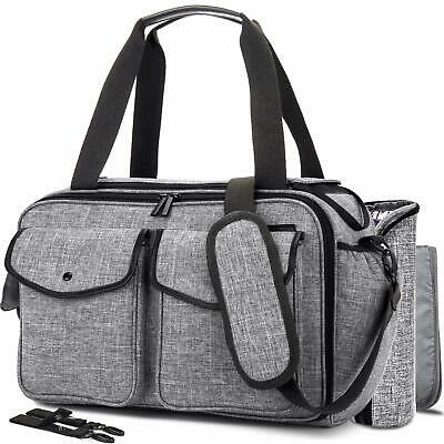 Large Capacity Baby Diaper Bag Mommy Bag Baby Nappy Tote Bags Mummy Travel Bag