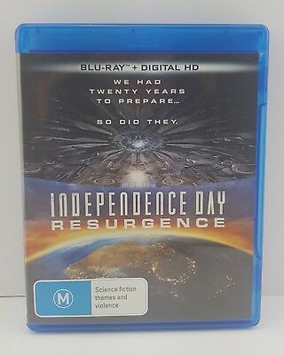 Independence Day: Resurgence Blu-Ray