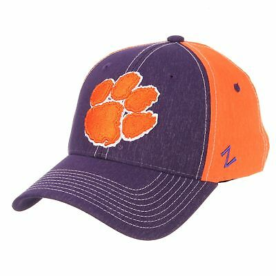 buy popular 20c24 fa493 ... cheap clemson tigers official ncaa clash small hat cap by zephyr 759677  6f186 0fcaf