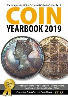 Coin Yearbook 2019 by John Mussell 9781908828422 (Paperback, 2018)