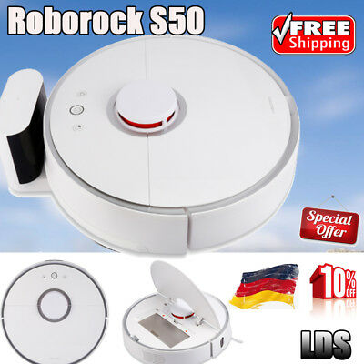 Roborock S50 Vacuum Cleaner Intelligent System Path Saugroboter Staubsauger