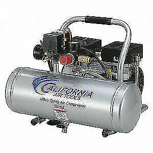 CALIFORNIA AIR TOOLS Portable Air Compressor,1 HP,2 gal., 2010A
