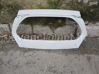 Citroen C2 Super 1600 Vts Vtr Fiberglass Rear Trunk Racing Rally Motorsport