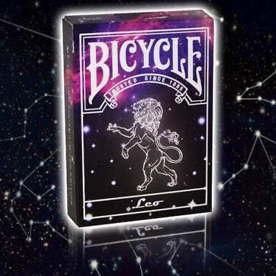 Mazzo di Carte Bicycle Constellation Series - Leone - Playing cards