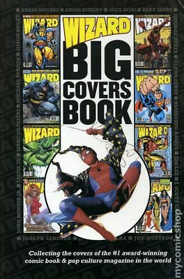 Wizard Big Covers Book HC #1-1ST 2004 VF Stock Image