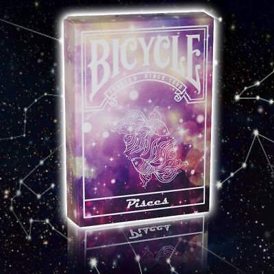 Mazzo di Carte Bicycle Constellation Series - Pesci - Playing cards