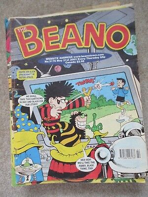 The Beano Comic - Number 3176 - 31 May 2003