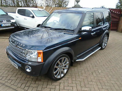 2007 Land Rover Discovery 3 2.7TD V6 Auto HSE