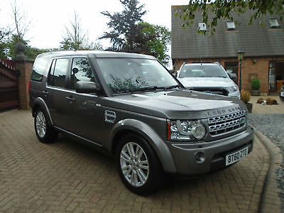 2010 Land Rover Discovery 4 3.0TDV6 ( 242bhp ) 4X4 Auto HSE