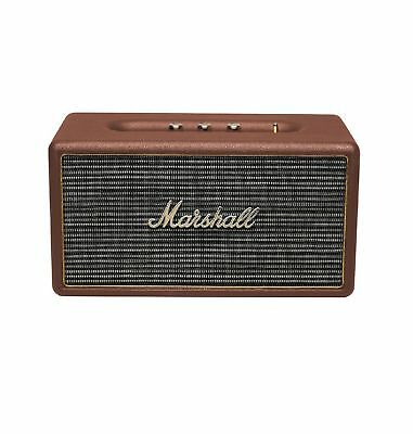 Marshall Stanmore Wireless Bluetooth Stereo Speaker System - Brown