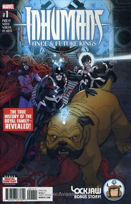 Inhumans: Once and Future Kings #1 FN; Marvel   save on shipping - details insid