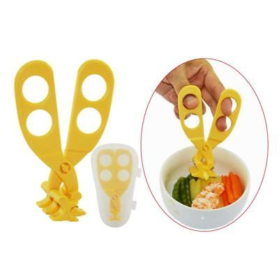 High Quality Children Baby Baby Food Supplement Food Safety Scissors Tool GA