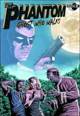 Phantom, The: Ghost Who Walks #5A VF/NM; Moonstone | save on shipping - details