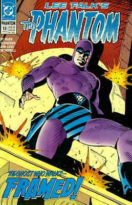 Phantom, The (3rd Series) #12 FN; DC   save on shipping - details inside