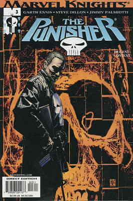Punisher, The (6th Series) #3 VF/NM; Marvel   save on shipping - details inside
