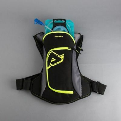 New Acerbis Acqua 2L Enduro Greenlaning Hydration Drink Camel Pack Bag Tool Bag