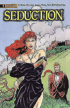 Seduction #1 VF/NM; Eternity   save on shipping - details inside
