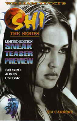 Shi: The Series Ashcan #1 FN; Crusade | save on shipping - details inside