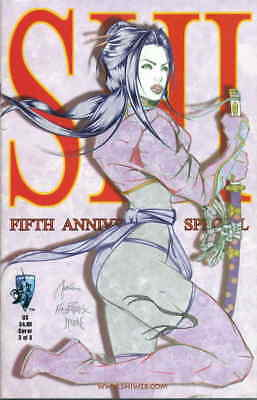 Shi: Five Year Anniversary Special #1C VF/NM; Crusade | save on shipping - detai