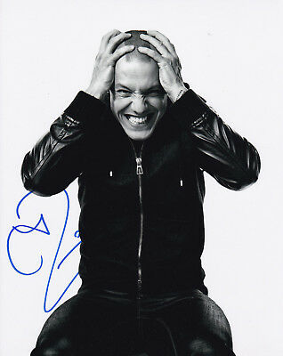 Autogramm 20x25cm THEO ROSSI (Sons of Anarchy, Luke Cage) *handsigniert* COA