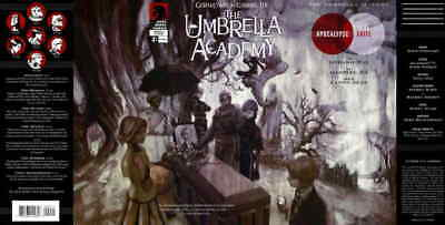 Umbrella Academy, The: Apocalypse Suite #2 VF/NM; Dark Horse | save on shipping