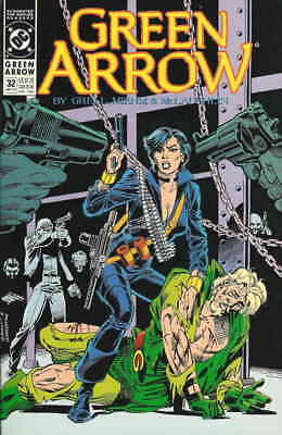 Green Arrow #32 VG; DC | low grade comic - save on shipping - details inside