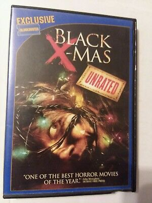 Black Christmas (DVD, 2007, Unrated)horror