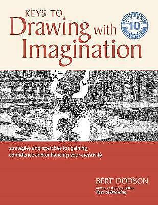 Keys to Drawing with Imagination - 9781440350733