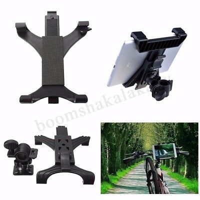 Adjustable Music Microphone Mic Stand Clamp Mount Holder Cradle for 7''-10''