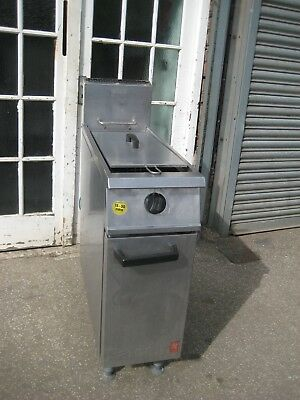 Falcon G2830 fryer nat gas or LPG.