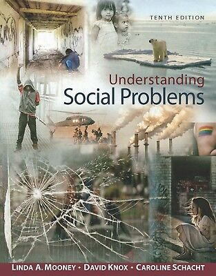 Understanding Social Problems 10th Edition by Mooney EB00K