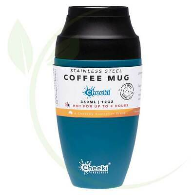 CHEEKI - Coffee Mug Topaz 350ml