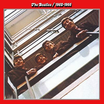 The Beatles ‎– 1962-1966 - Album Nuevo y Precintado