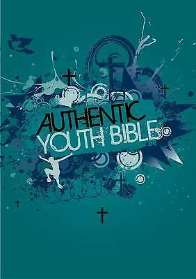ERV Authentic Youth Bible Teal (Easy Read Version) (Bible Easy Read Version), Au
