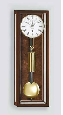 Kieninger 2806-22-01 - Wall Clock - Walnut - Pendulum Clock - New