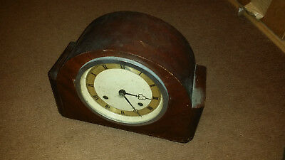 Old Antique ... Imperial Mantle Clock