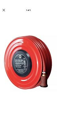 Swinging Manual Fire Hose Reel With Hose Capacity  30M x 25mm