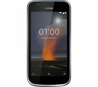 "NOKIA 1 8GB 5MP 4.5"" Android 8.1 SIM-Free Unlocked Android Smartphone"