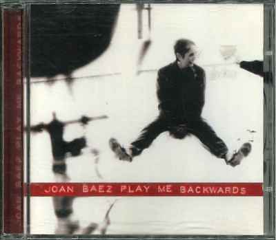 "JOAN BAEZ ""Play Me Backwards"" CD-Album"