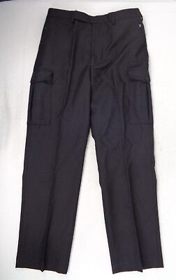 X Police Prison Officer Security Tactical Combat Wool Mix Uniform Trousers C9/T1