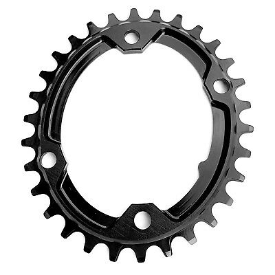 Works Components 96BCD Oval Narrow Wide Chainring - M8000 / SLX Fitment