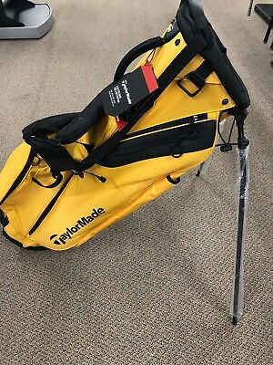 Taylormade Flextech Lite Golf Stand Bag-Taylormade Stand Bag-Golf Bag $190 MSRP