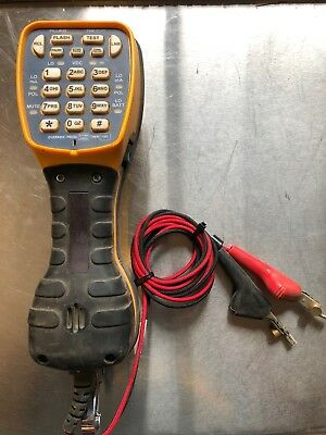 Fluke Networks TS44 Deluxe Test Set PRO Piercing Pin & BON Cord 50801001