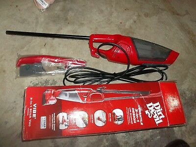 Dirt Devil Simplistik Plus 3 In 1 Corded Hard Floor And Carpet Stick