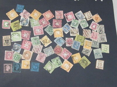 Nystamps Germany State old stamp collection hi value