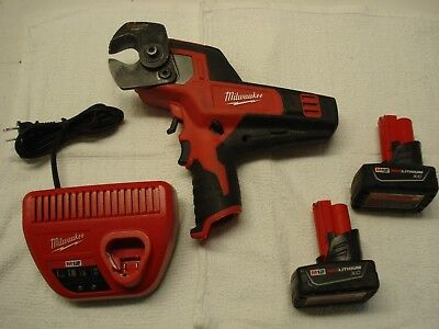 Milwaukee 600Mcm Cable Cutter 2472-20