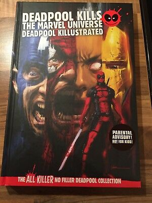 Deadpool Kills the Marvel Universe, Issue 1, All Killer, No Fillerl Collection
