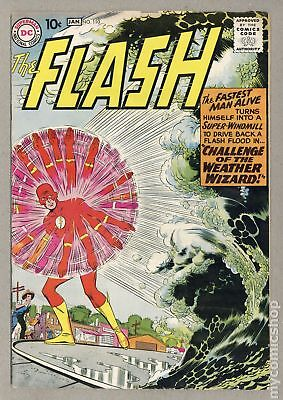 Flash (1st Series DC) #110 1959 VG- 3.5